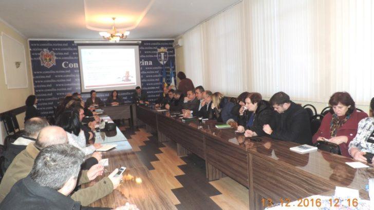 Întâlnirea de lucru a președintelui CCI a R.Moldova cu antreprenorii raioanele Rezina, Criuleni, Șoldănești, Orhei, Telenești, Dubăsari și Rîbnița.