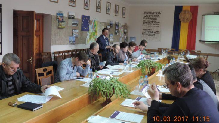 """Seminarul de instruire """"Rolul mărcilor pentru promovarea imaginii companiei şi a vânzărilor"""""""
