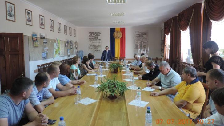 Desemnarea delegaţilor la Congresul ordinar a CCI a R.Moldova