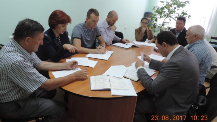 Atelier de lucru cu privire la desfășurarea învățămîntului dual