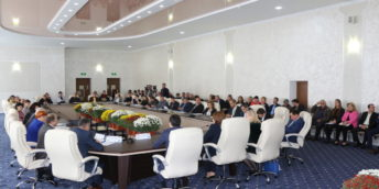Conferința Raională Rezina a Întreprinderilor Mici și Mijlocii