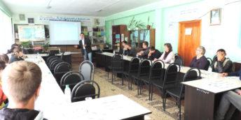Seminare de informare pentru tinerii antreprenori din  raionul Rezina
