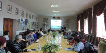 Adunare anuală cu membrii Filialei Orhei a CCI a RM