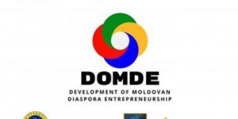 Dezvoltarea capacităților antreprenoriale  ale diasporei Republicii Moldova (D.O.M.D.E)