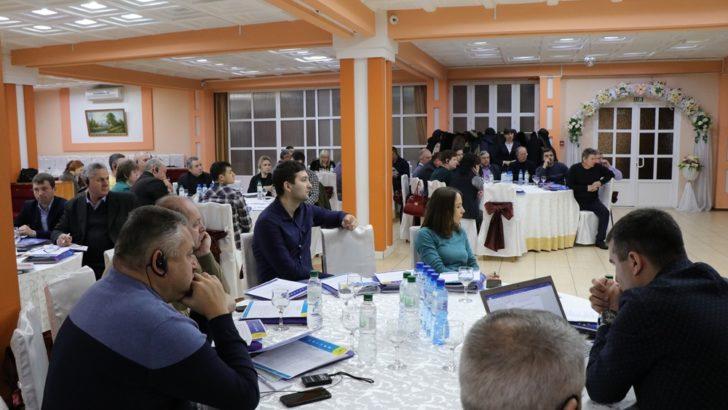 La Orhei s-a desfășurat seminarul de instruire: DCFTA  INFO  BUSINESS: ÎNTREABĂ EXPERTUL
